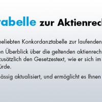 GesKR_Konkordanztabelle_Aktienrechtsrevision_Feb17